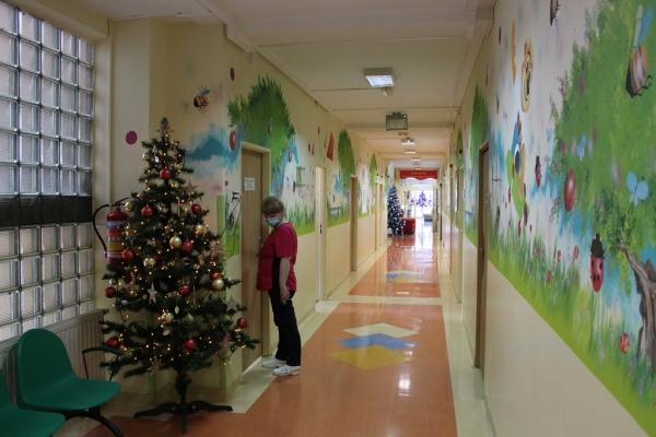 Oddział Chorób Dzieci Szpitala Powiatowego funkcjonuje w normalnym trybie