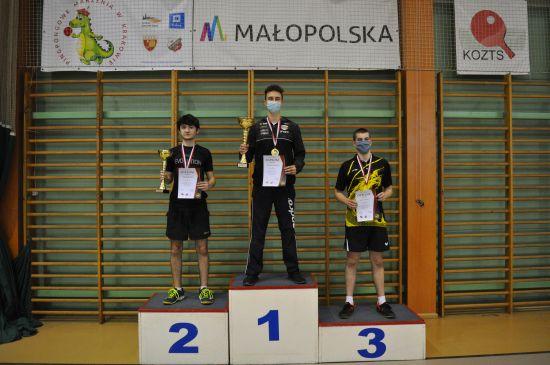 Bartosz Sułkowski triumfował w Indywidualnych Mistrzostwach Województwa Młodzieżowców