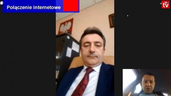Piotr Stach, wójt gminy: 25 osób objętych kwarantanną, ale szczyt powrotów z zagranicy przed nami