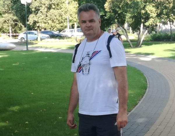 Janusz Sieja walczy o powrót do zdrowia. Rodzina prosi o wsparcie