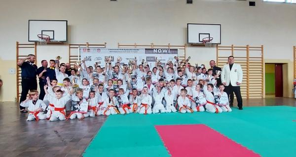 N.O.W.I. Kyokushin Cup 2020 – kolejna edycja Limanowskiej Ligi Karate Kyokushin za nami!