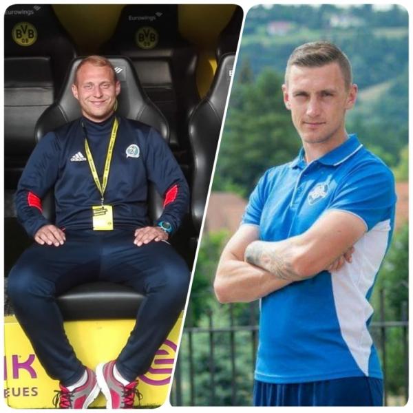Nowy duet trenerski w juniorach młodszych Limanovii