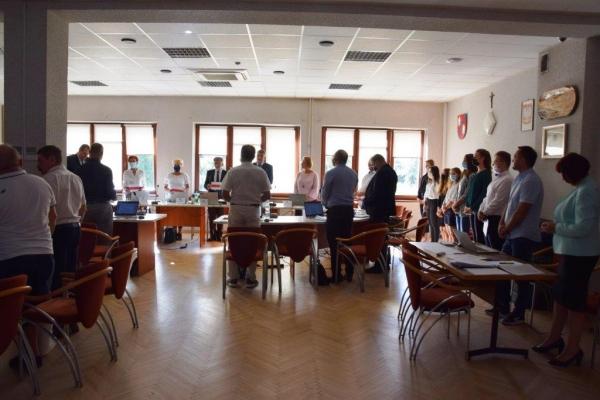 Radni solidaryzują się z Białorusinami, walczącymi o demokrację