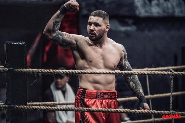 - Każdego rywala darzę wielkim szacunkiem - mówi Bartłomiej Domalik, dwukrotny Mistrz Polski w kickboxingu