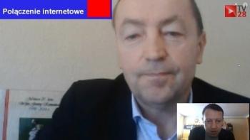 Władysław Sadowski, wójt Kamienicy: - O zarażeniu koronawirusem mieszkanki gminy, dowiedziałem się z mediów. Nie tak powinno być