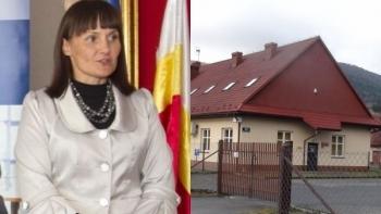 Czy Mszana Dolna ma korzyści z istnienia Związku Gmin Dorzecza Górnej Raby i Krakowa? Ewa Przybyło odpowiadała na pytania radnych