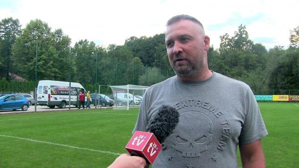 Kordian Wójs nie jest już szkoleniowcem Orkana Szczyrzyc. Będzie trenował Słomniczankę