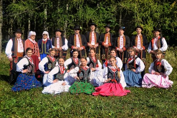 """Zespół """"Dolina Słomki"""" uczestniczył w sesji zdjęciowej"""