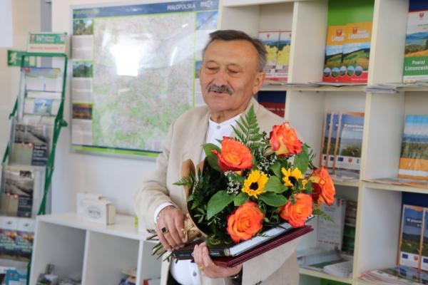 Do 15 listopada w Powiatowym Centrum Informacji Turystycznej można oglądać prace Mariana Ślazyka