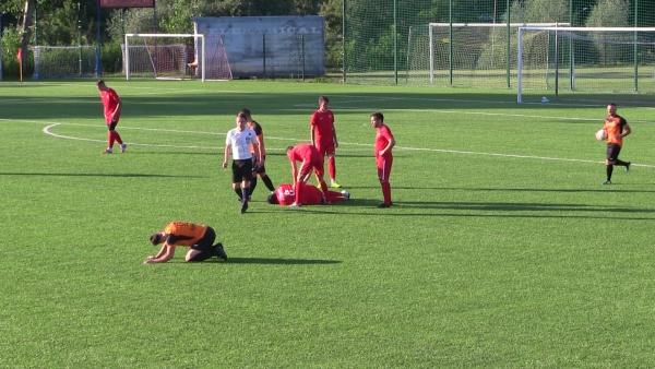 Relacja meczu Turbacz - Huragan. Wszystkie wyniki ligi okręgowej Limanowa-Podhale